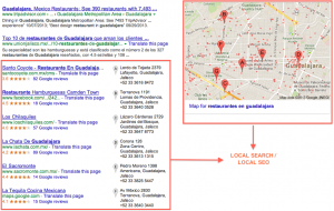 posicionamiento web in new jersey - SEO